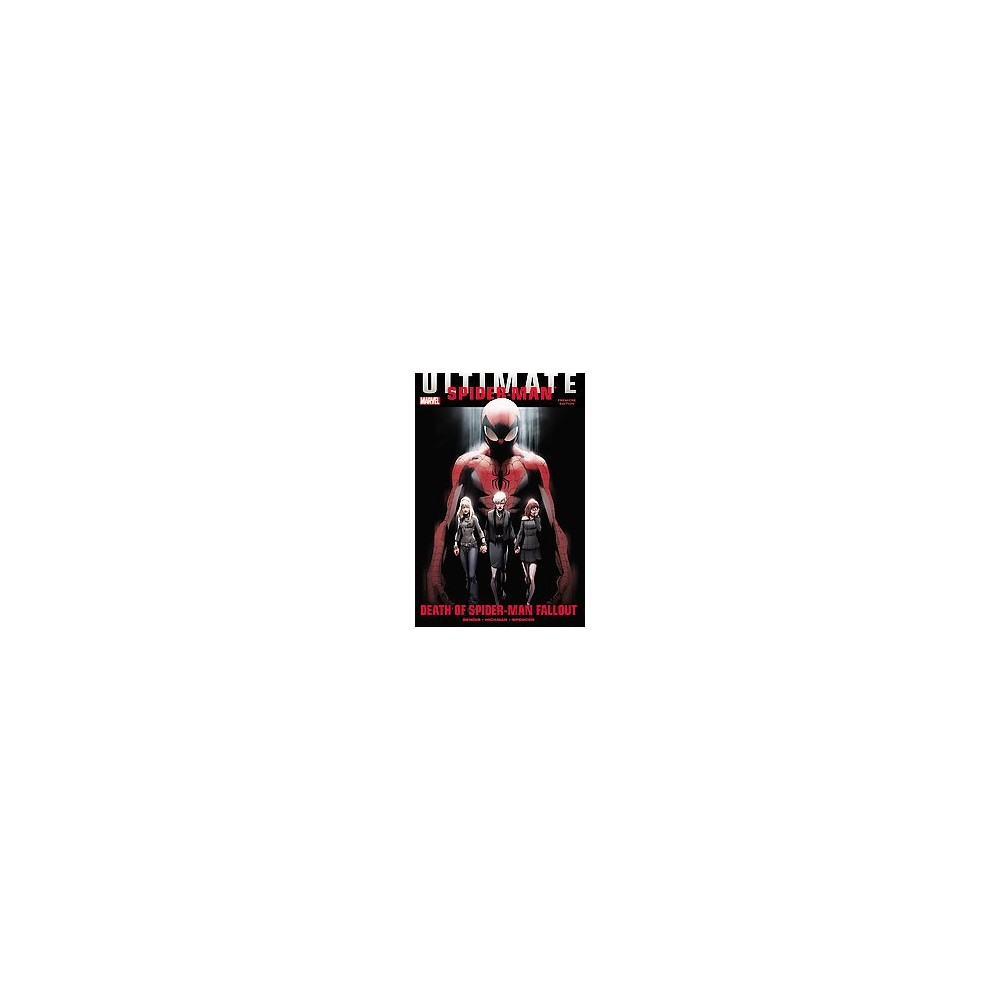 Ultimate Comics Spider-man : Death of Spider-man Fallout (Hardcover) (Brian Michael Bendis & Jonathan