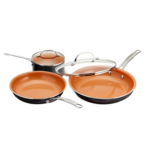 As Seen on TV Gotham Steel 5pc Cookware Set - image 1 of 7