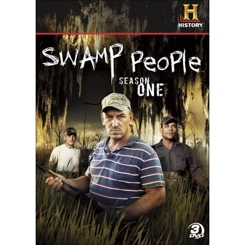Swamp People: Season One [3 Discs] - image 1 of 1