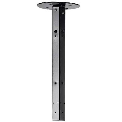 Monoprice Commercial Audio Metro Wall Mount Speaker Quad Hanging Bracket For 360-degree Coverage