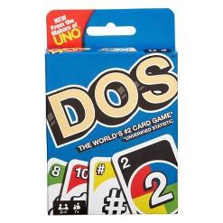 DOS Card Game, Kids Unisex