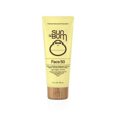Sun Bum Sunscreen Face Lotion   Spf 50   3oz by Sun Bum
