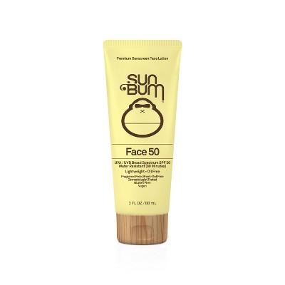 Facial sunscreen 50