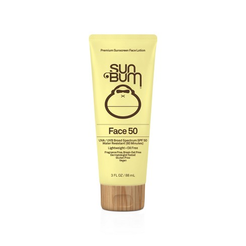 Sun Bum Sunscreen Face Lotion - SPF 50 - 3 fl oz - image 1 of 1