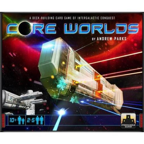 Core Worlds Board Game - image 1 of 2