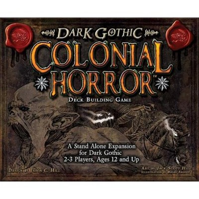Touch of Evil, A - Dark Gothic, Colonial Horror Expansion Board Game