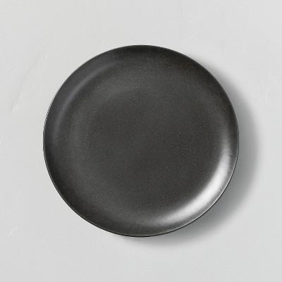 Bamboo Melamine Salad Plate Solid Dark Gray - Hearth & Hand™ with Magnolia