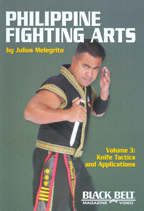 Philippine Fighting Arts By Julius V3 (DVD) - image 1 of 1