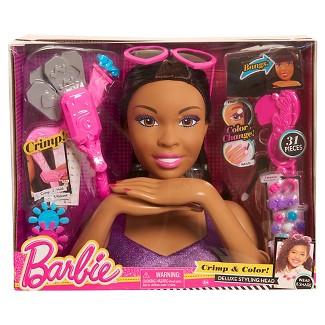 Barbie Color & Crimp AA Styling Head