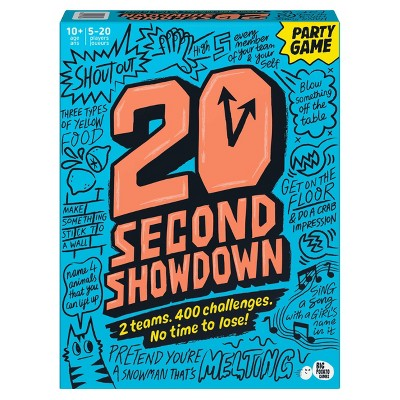 20 Second Showdown Game