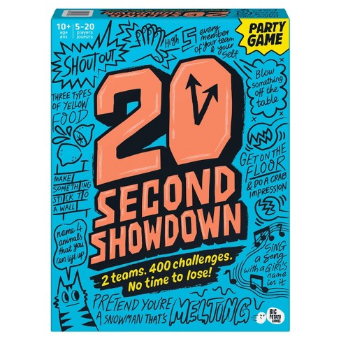 20 Second Showdown Game - image 1 of 4