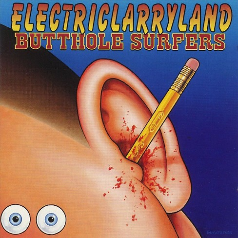 Butthole surfers - Electriclarryland (Vinyl) - image 1 of 1