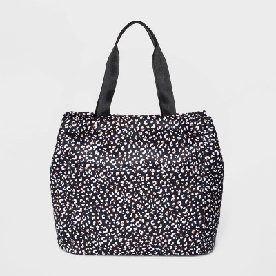 Zip Closure Tote Handbag - Shade & Shore™