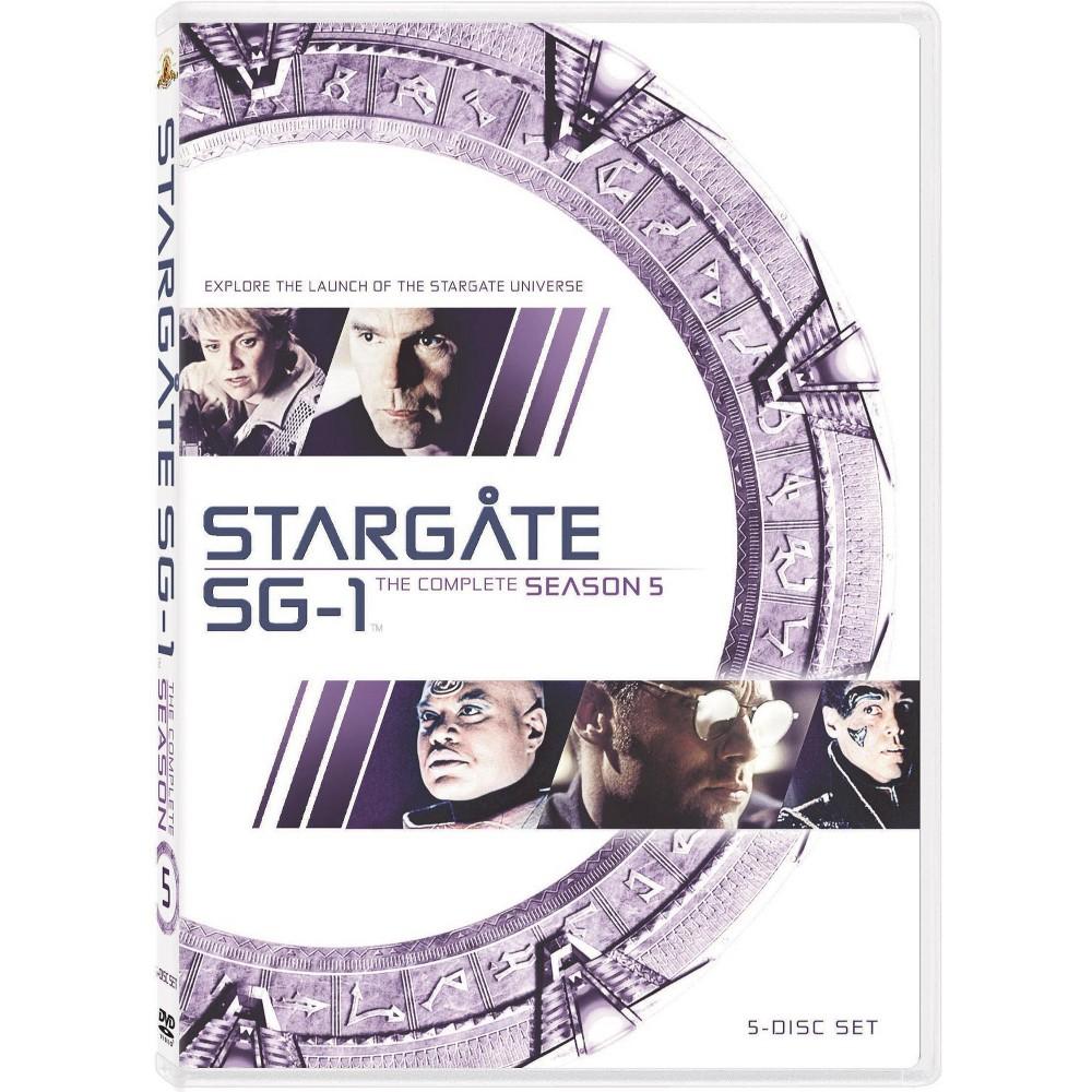 Stargate Sg 1:Season 5 Giftset (Dvd)