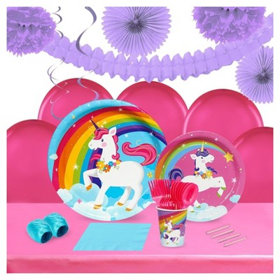 Fairytale Unicorn Party Supplies Collection : Target
