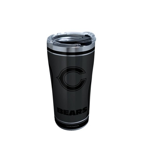 NFL Chicago Bears Tervis Stainless Tumbler Blackout - 20oz - image 1 of 2