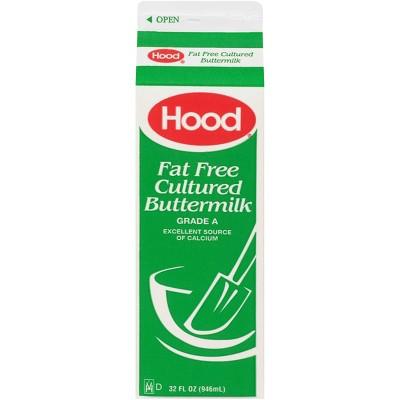 Hood Skim Buttermilk - 1qt