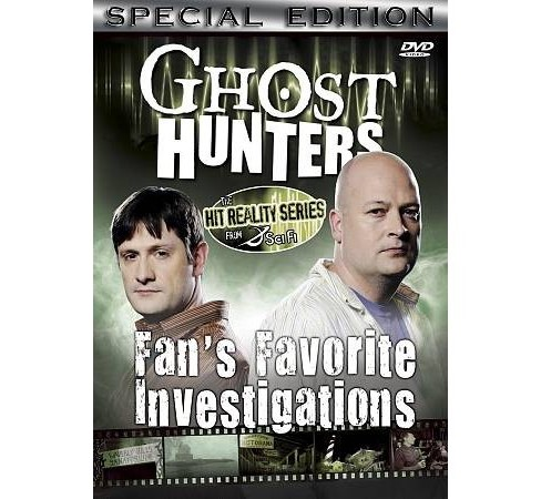 Ghost Hunters:Fans Favorite Investig (DVD) - image 1 of 1