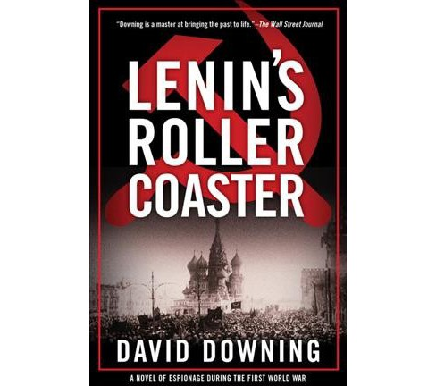 Lenin's Roller Coaster -  (Jack McColl) by David Downing (Hardcover) - image 1 of 1