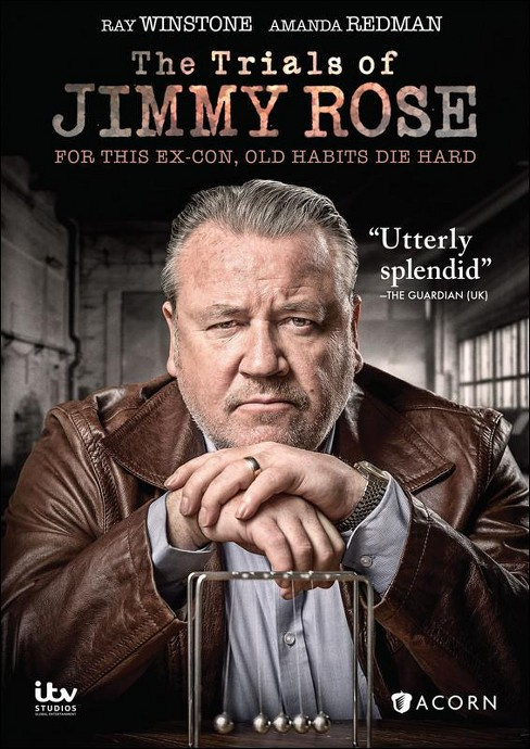 Trials Of Jimmy Rose (DVD) - image 1 of 1