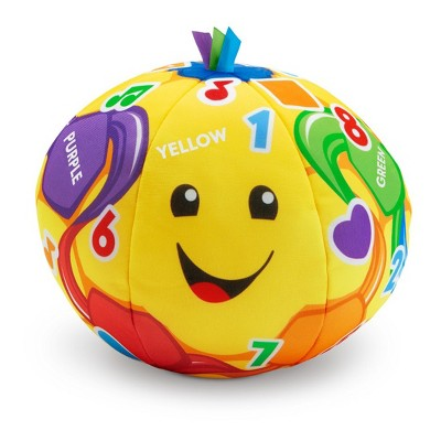 Fisher-Price Laugh and Learn Kick and Learn Soccer Ball