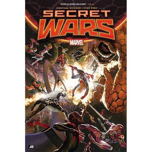 Secret Wars - (Hardcover) - image 1 of 1