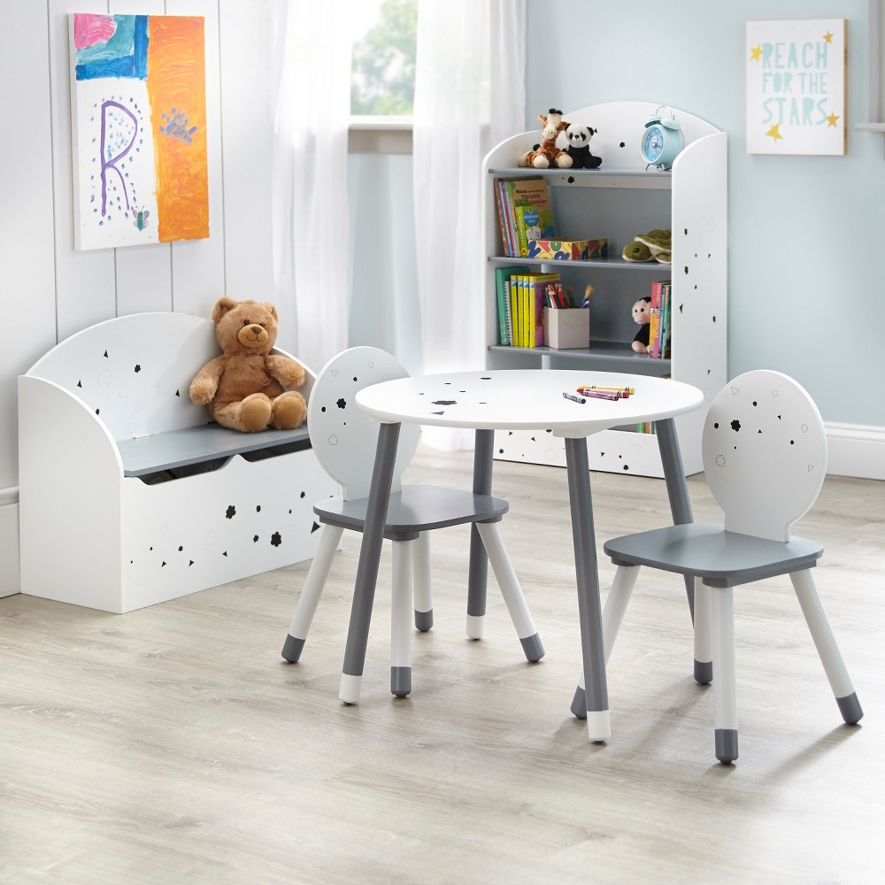 Talori Kids' Collection Gray/White - Buylateral