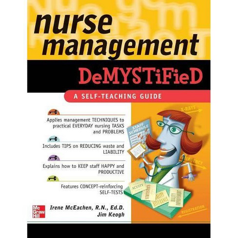Nurse Management Demystified - by  McEachen (Hardcover) - image 1 of 1