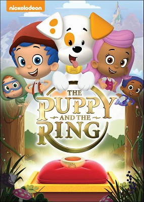 Bubble Guppies: The Puppy and the Ring (DVD)