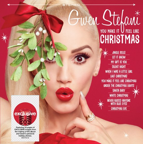 Gwen Stefani - You Make It Feel Like Christmas (Target Exclusive) - image 1 of 1