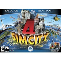 Deals on SimCity 4 Deluxe Edition for PC Digital
