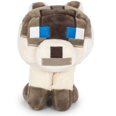 JINX Inc. Minecraft Happy Explorer Series Siamese Cat Plush Toy | 5.5 Inches