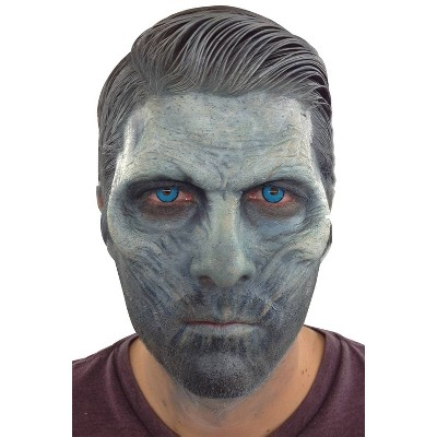 Adult Ice King Face Foam Latex Halloween Mask