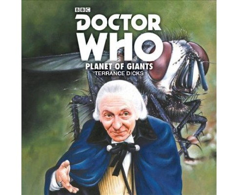 Doctor Who Planet of Giants (Unabridged) (CD/Spoken Word) (Terrance Dicks) - image 1 of 1