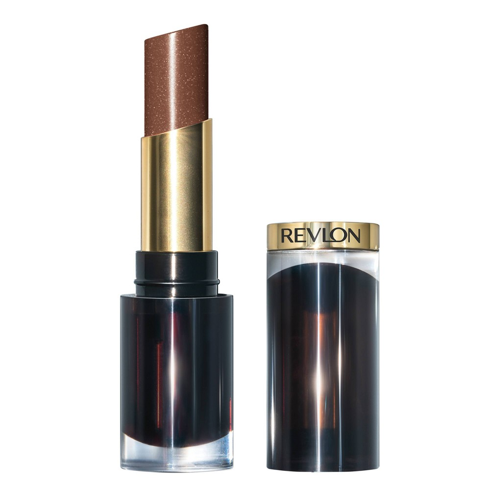 Revlon Super Lustrous Glass Shine Moisturizing Lipstick 006 Sparkling Honey 0 11oz