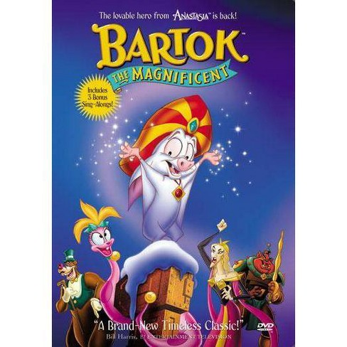 Bartok The Magnificent (DVD) - image 1 of 1
