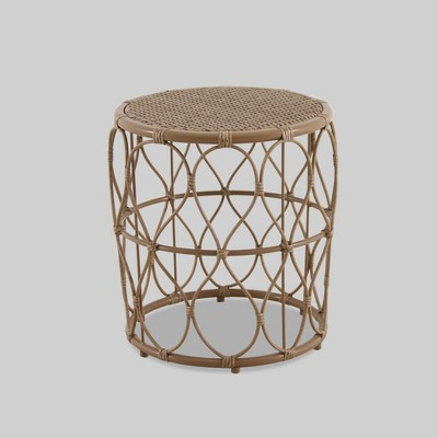 Britanna Patio Accent Table Natural - Opalhouse™