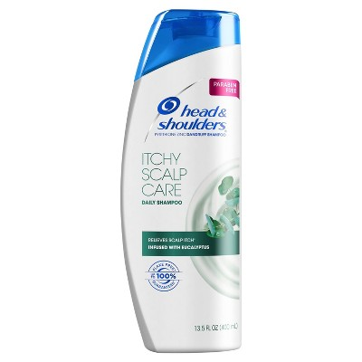 Shampoo & Conditioner: Head & Shoulders Itchy Scalp Care