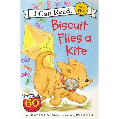 Biscuit Flies a Kite - by Alyssa Satin Capucilli (Paperback)