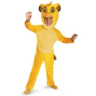 Disney Simba Classic Toddler Costume