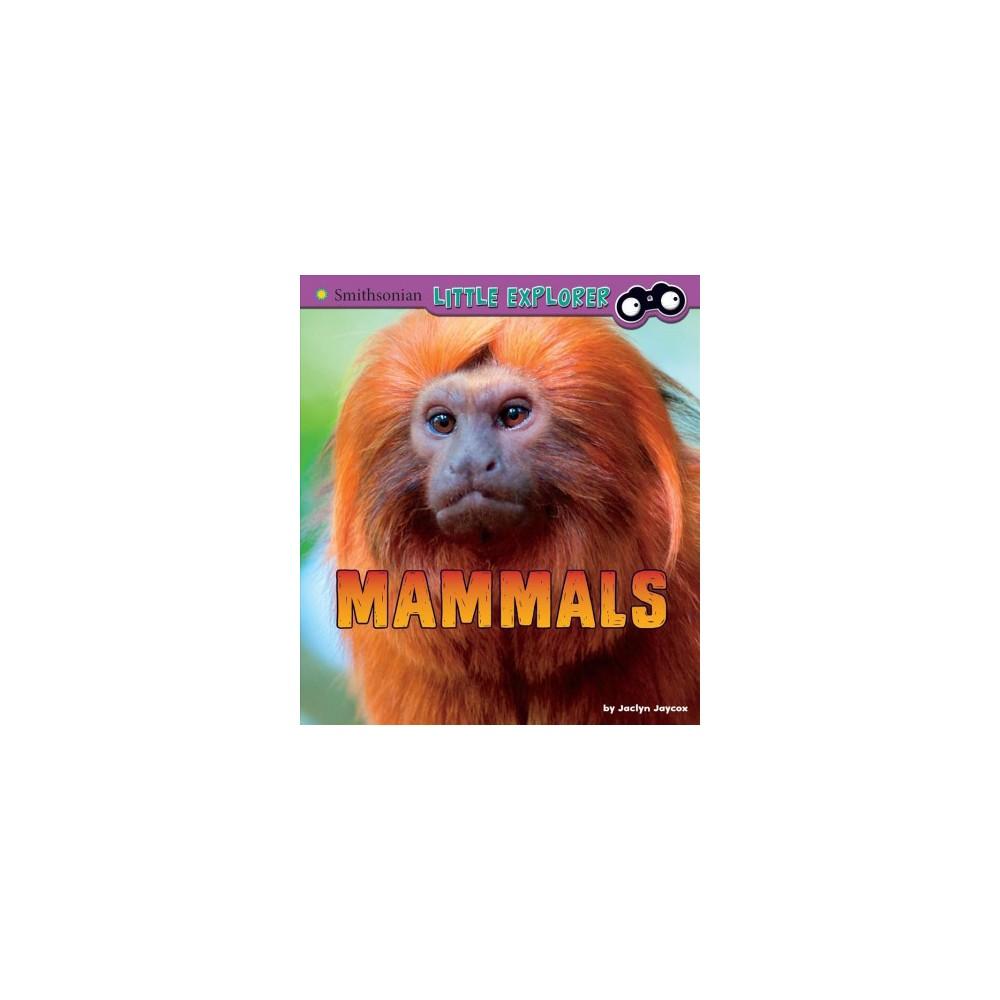 Mammals : A 4D Book - Reprint (Smithsonian Little Explorer) by Jaclyn Jaycox (Paperback)