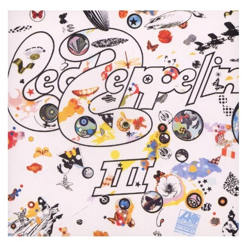 Led Zeppelin Led Zeppelin Iii Vinyl Target
