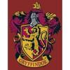 Women's Harry Potter Gryffindor Ornate Crest T-Shirt - image 2 of 3