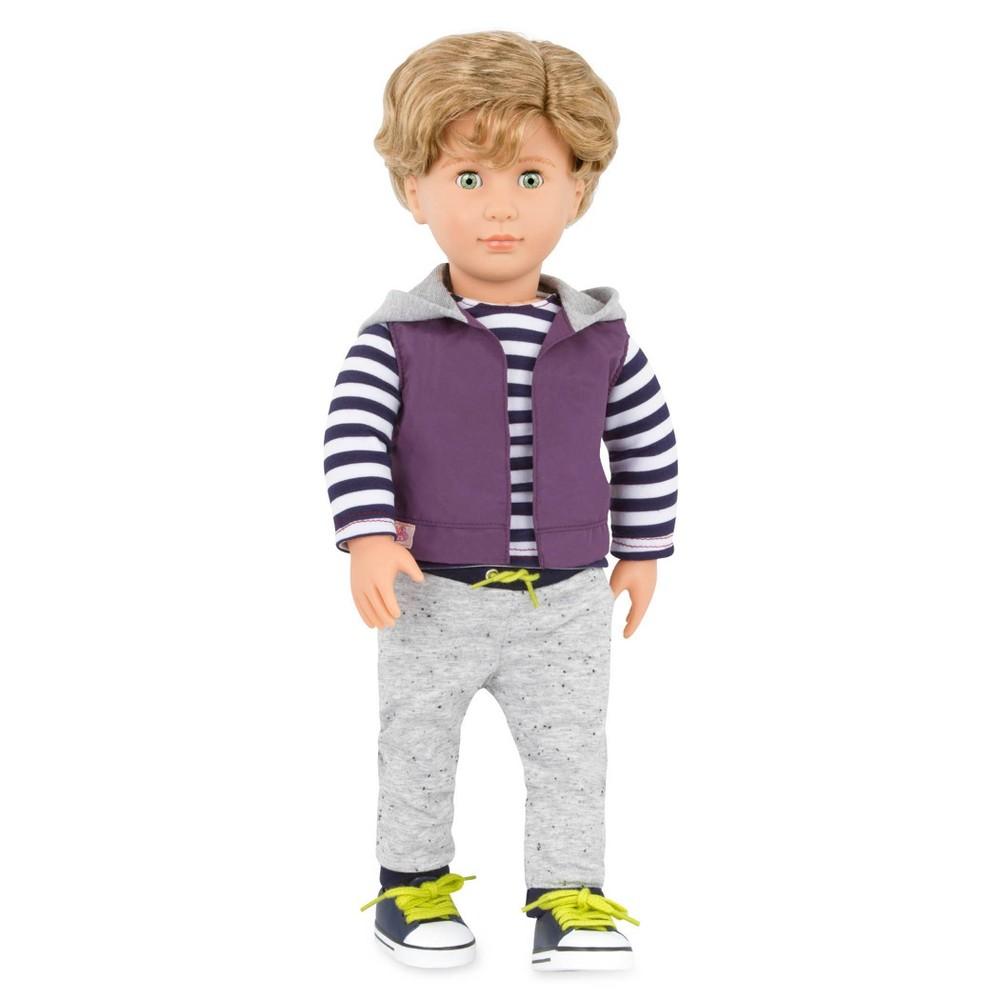 Our Generation 18 34 Boy Doll Rafael