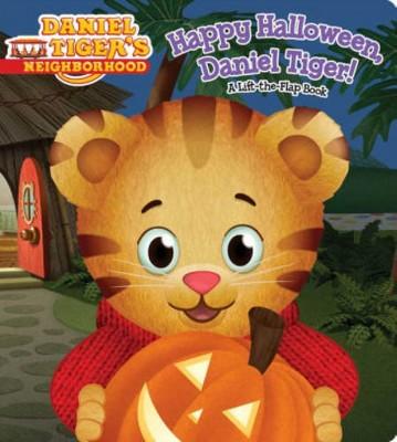 Happy Halloween Daniel Tiger (Board Book)(Angela C. Santomero)