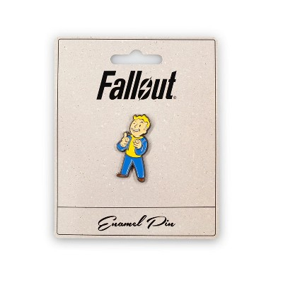 Just Funky Fallout Charisma Perk Pin | Official Fallout Video Game Series Small Enamel Pin