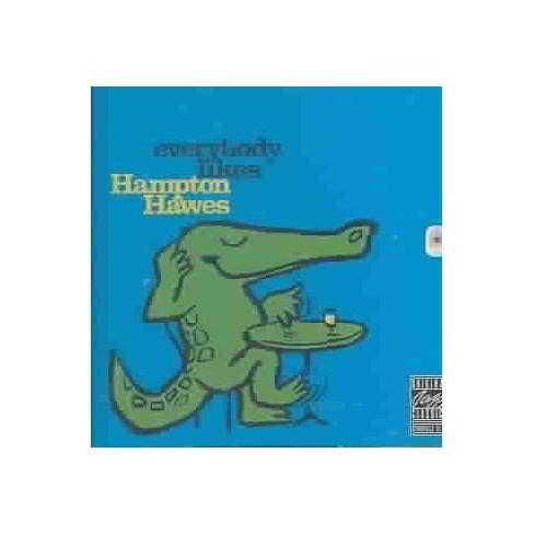 Hampton Trio Hawes - Everybody Likes Vol 03 (CD) - image 1 of 1