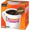 Dunkin' Donuts Original Bold Medium Roast Keurig K-Cup - 44ct - image 4 of 4