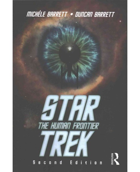 Star Trek : The Human Frontier (Paperback) (Michu00e8le Barrett) - image 1 of 1