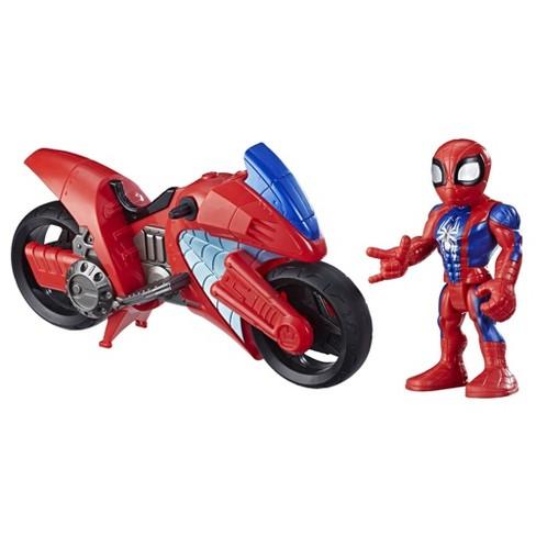 Playskool Heroes Marvel Super Hero Adventures Spider-Man Swingin' Speeder - image 1 of 4